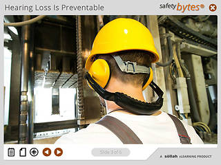 <u>Safety</u>Bytes® Hearing Protection - Audiometric Testing