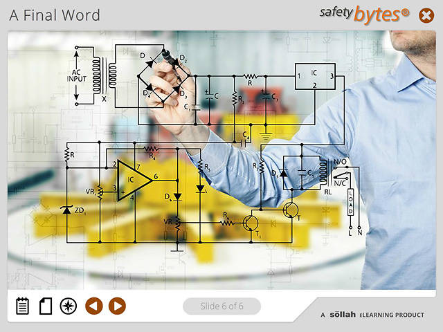 SafetyBytes® The Basic Electrical Circuit