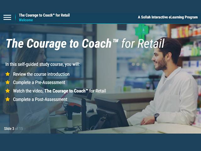 The Courage to Coach™ for Retail (eLearning Classic)