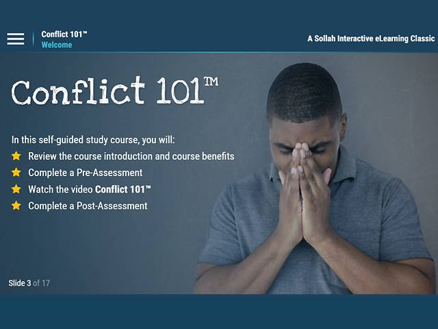 Conflict 101™ (eLearning Classic)