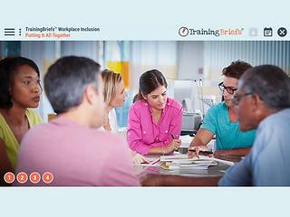 TrainingBriefs™ Workplace <u>Inclusion</u>