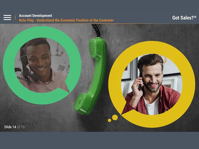 GotSales™ Account Development
