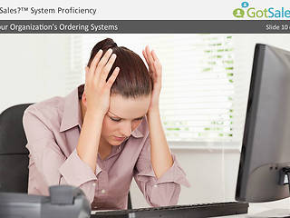 GotSales™ System Proficiency