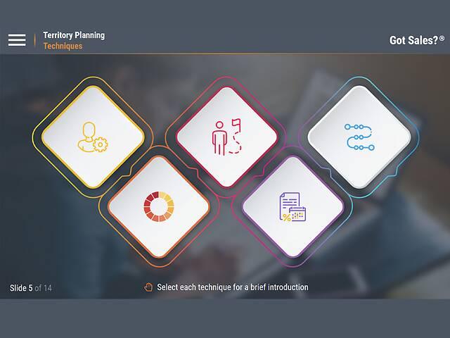 Got Sales?™ Territory Planning