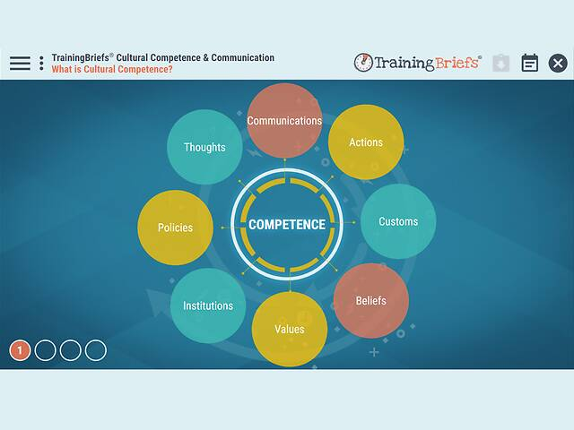 TrainingBriefs™ Cultural Competence & Communication