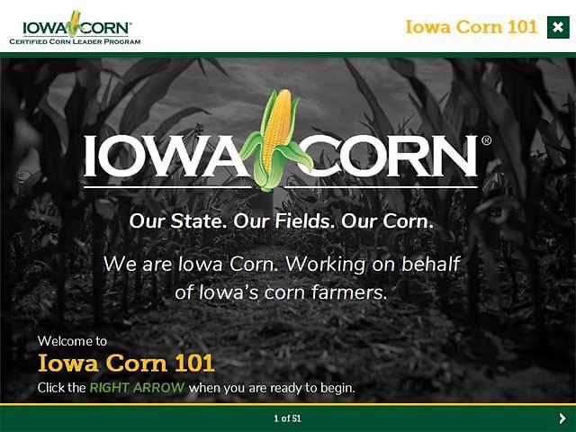 Iowa Corn 101