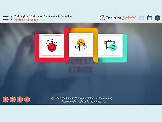 TrainingBriefs™ Misusing Confidential Information