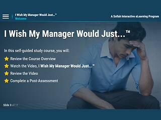 I Wish My Manager Would Just...™