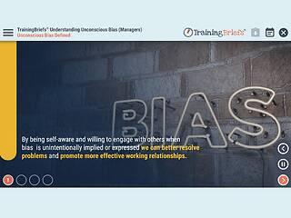 TrainingBriefs™ - Understanding <u>Unconscious Bias</u> (Managers)