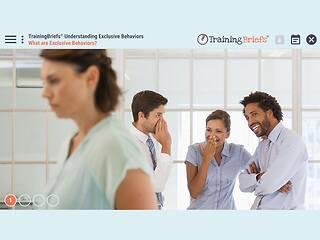 TrainingBriefs® Understanding Exclusive Behavior