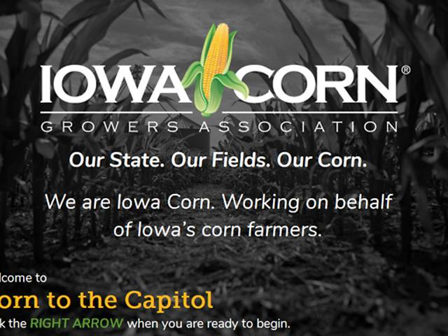Corn to the Capitol