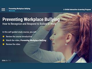 Prevent Workplace Bullying: How to Recognize and Respond to Bullies at Work