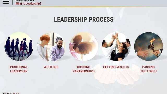 <u>Leadership</u> 101