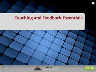 Coaching and Feedback Essentials