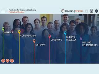 TrainingBriefs® Empowered <u>Leadership</u>
