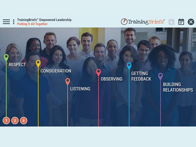 TrainingBriefs® Empowered Leadership