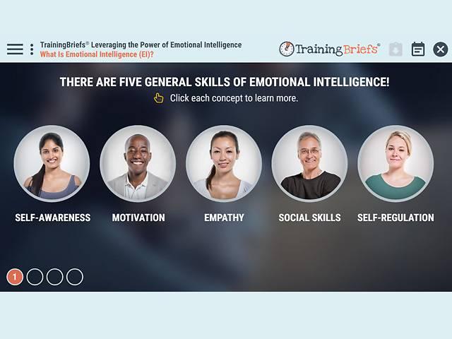 TrainingBriefs® Leveraging the Power of Emotional Intelligence