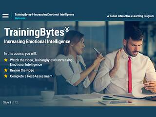 TrainingBytes® Increasing Emotional Intelligence