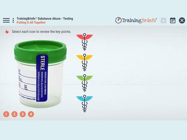 TrainingBriefs® Substance Abuse - Testing