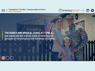 TrainingBriefs™ The FMLA - Employee Rights & Policies