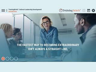 TrainingBriefs® Indirect <u>Leadership</u> Development