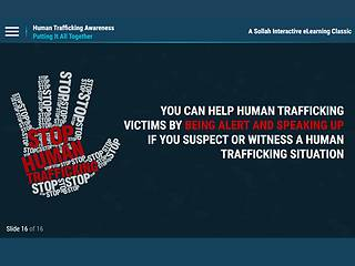 Human Trafficking Awareness - Hospitality Industry Overview