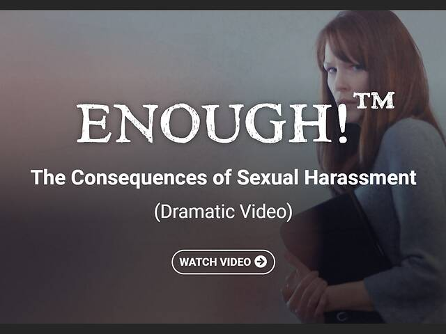 ENOUGH!™ (Dramatic Video)