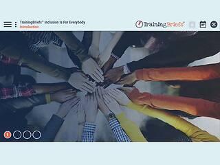 TrainingBriefs® <u>Inclusion</u> Is for Everybody