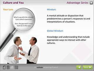Open Mind, Open World: Improving Intercultural Interactions™ eLearning Advantage Plus